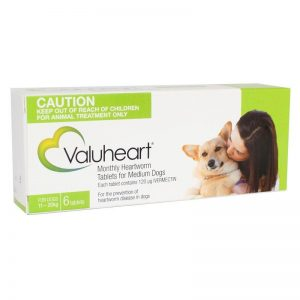 valuheart for dogs